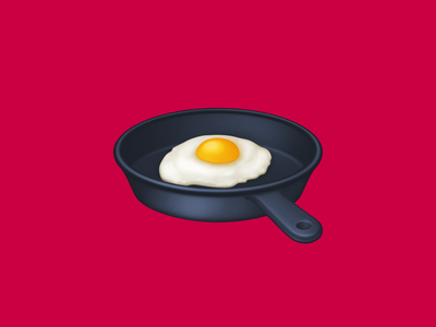 🍳 Cooking – U+1F373