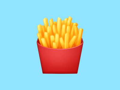 🍟 French Fries – U+1F35F