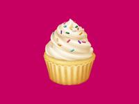 🧁 Cupcake – U+1F9C1