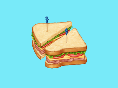 🥪 Sandwich – U+1F96A ham cheese tomato lettuce bread sandwich food facebook food emoji emoji food icon food illustration icon