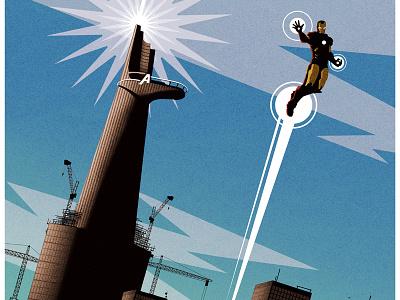 I Survived The Battle Of New York marvel iron man avengers