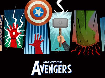 Avengers avengers marvel