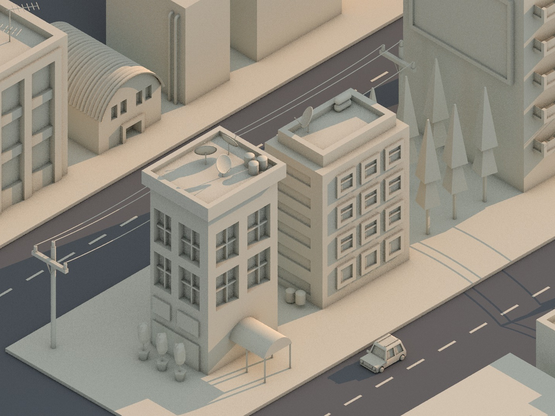City rendering