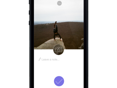 Potential Latch Content Leaving Page ios7 camera latch
