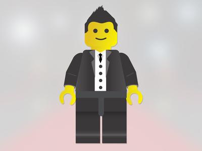 Me Lego Style lego vector freebie