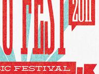 Lou Fest STL Tshirt submission