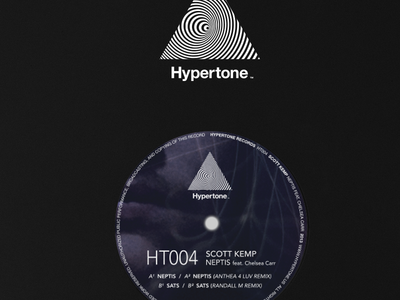 HT004 Record Mockup