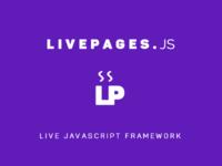 LIVEPAGES.js Logo