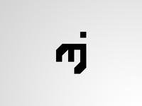 MJ Logo (Math friendly)