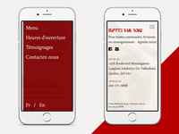 Buffet Kam Hong - Mobile layouts 2