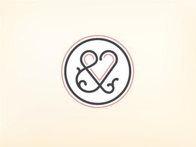 Heart Ampersand