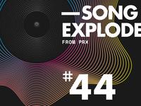 Song Exploder — #44