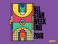 NBA — All Star 2018