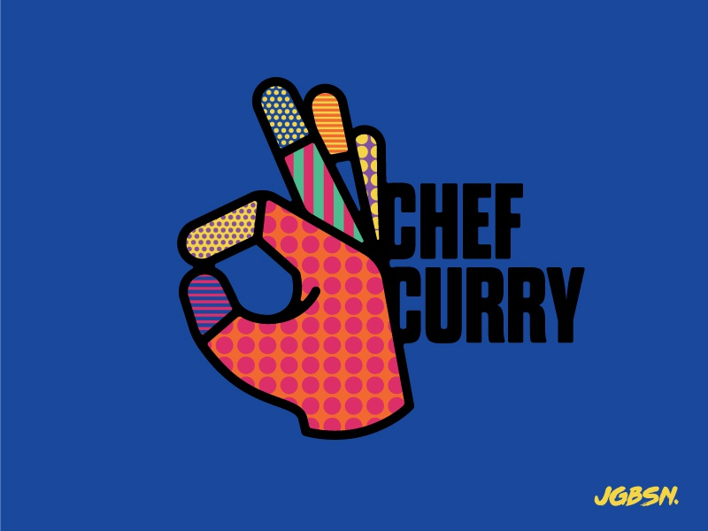 Nba All Star Stephen Curry By Jonny Gibson On Dribbble
