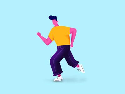 Web illustration study