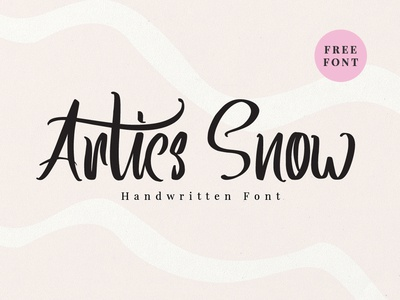 Artics Snow - Free Personal Use