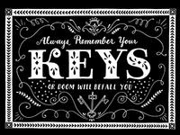 Remember Your Keys