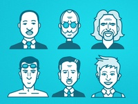 Illustrations of Influential Leaders