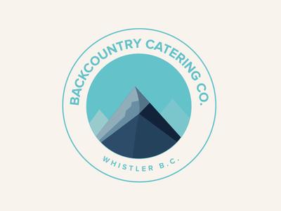 Backcountry branding logo identity logotype toronto space cowork