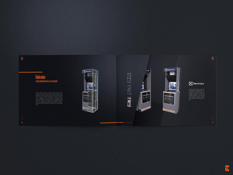 Portfolio brochure project portfolio design brochure design branding design