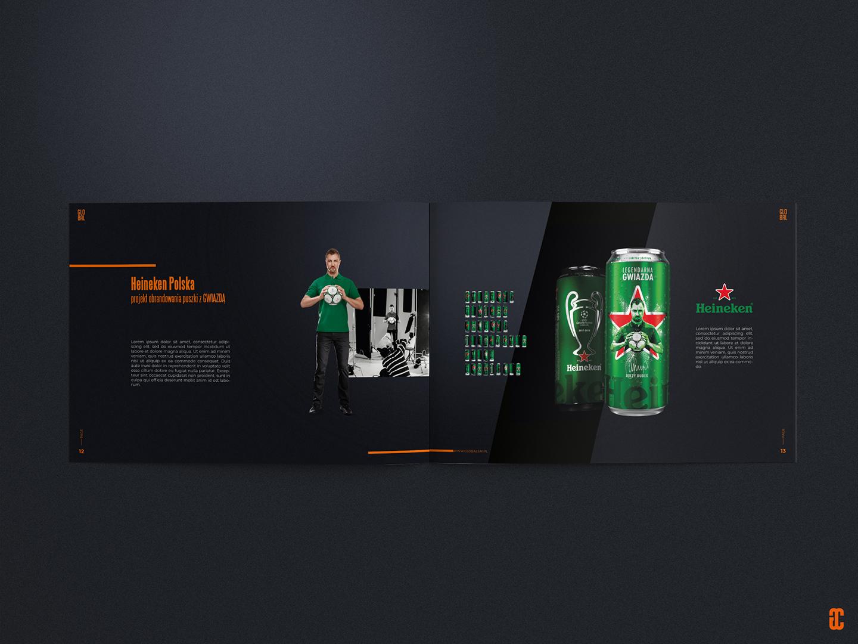 Portfolio brochure project
