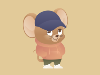 Year of the Rat 2020: The Hypebeast Featuring. Jerry