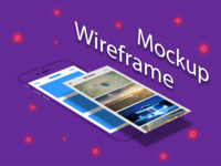 Wireframe to mockup #3