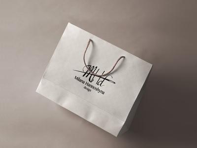 Logo Design for Milana Hannoshyna