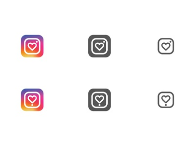 Instagram Logo Redesign