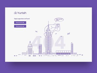 Yurtah 404