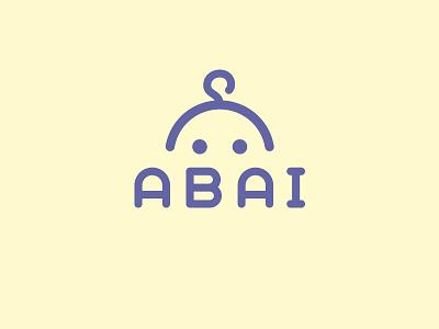 Abai clothes kids logotype bishkek logo
