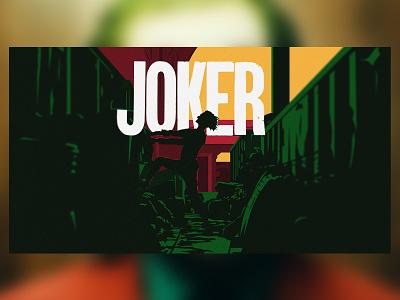 Joker2019 fanart poster joker