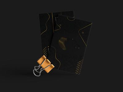 Business Card black visit card bussines card cards face branding illustration black