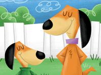 Augie Doggie & Doggie Daddy