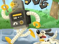 Robo & Dog