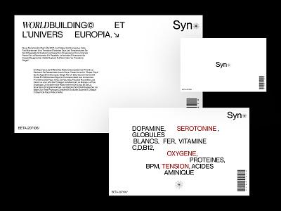 Syno - Branding logo mockups web website typography minimal lettering graphic design design branding
