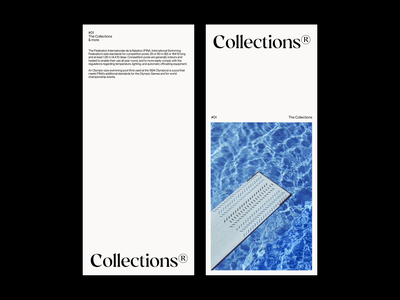 Poolfolio® - Bookmarks ux illustration web mockups design branding typography minimal graphic design lettering