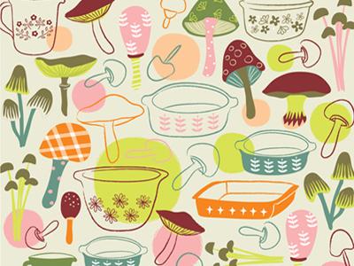 Jannieho mushroomcasserole