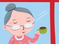 Granny's Tea Time