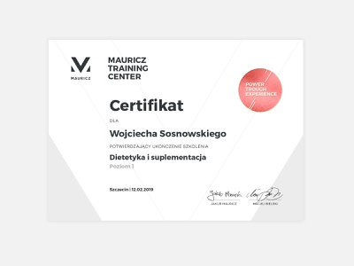 MTC. Certificate print certificate branding illustration design