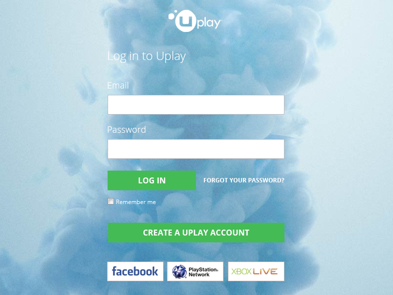 Uplay Connect by Onut-Adrian Furtuna | Dribbble | Dribbble
