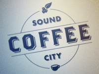 Sound City Coffee Logo