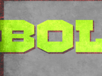 Bold Series Graphic