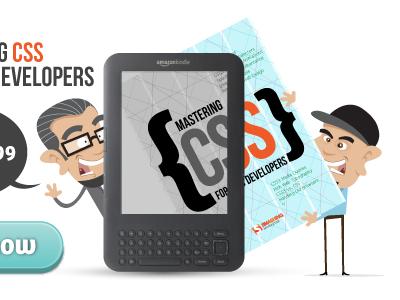 Amazon Kindle Promotion for a Smashing eBook