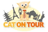 Smashing Cat Goes On Tour Around The World