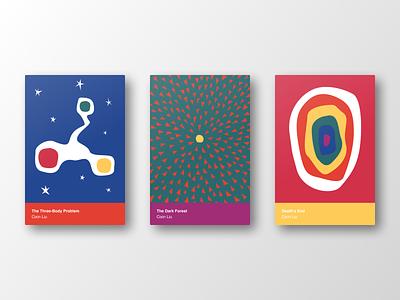 The Three-Body Problem book covers books matisse graphic design book cover book