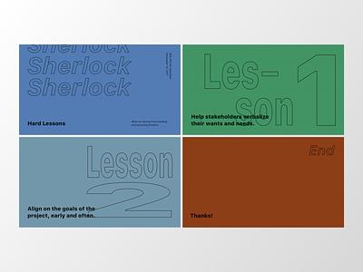 Internal Product Preso graphic design keynote presentation design presentation