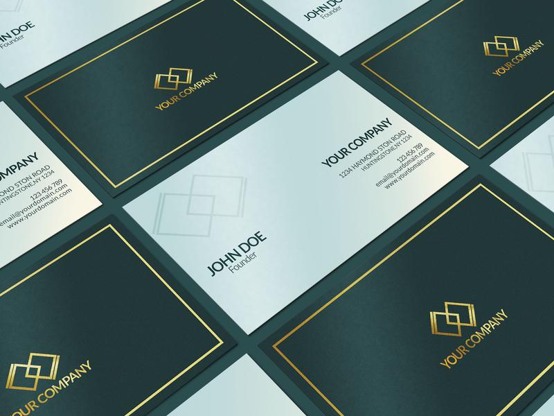 Business Card print busines card branding