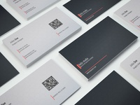 Clean Business Card\Visiting Card