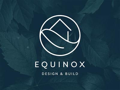 Equinox - Branding typography vector equinox build construction design logo brand identity branding